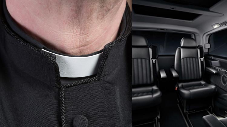 taxi privato cariche ecclesiastiche