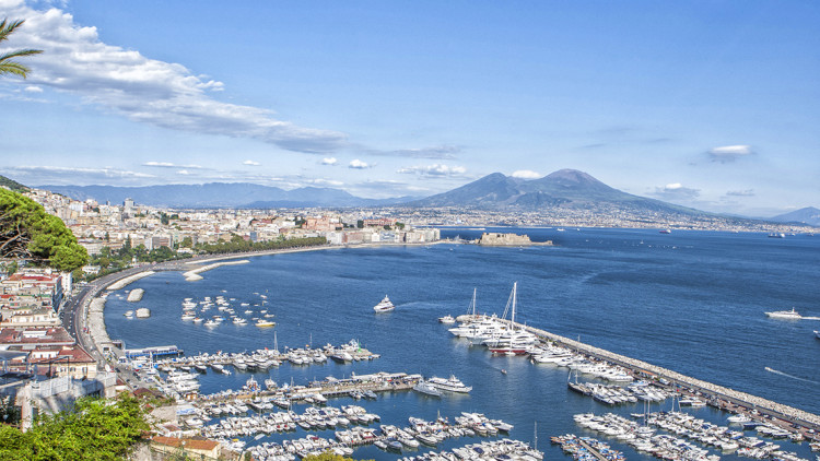 naples tour with private driver